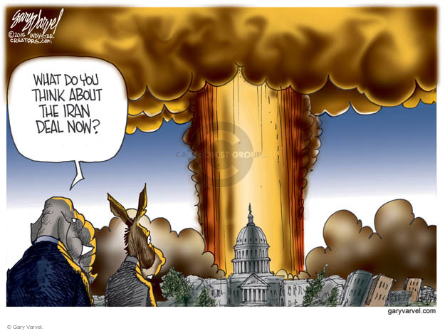 Cartoonist Gary Varvel  Gary Varvel's Editorial Cartoons 2015-09-20 capitol building