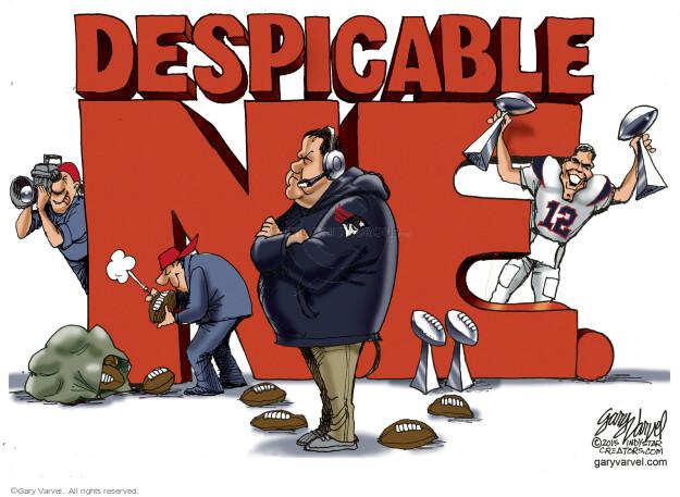 Despicable NE. 12.