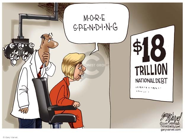 Gary Varvel  Gary Varvel's Editorial Cartoons 2015-10-21 $18
