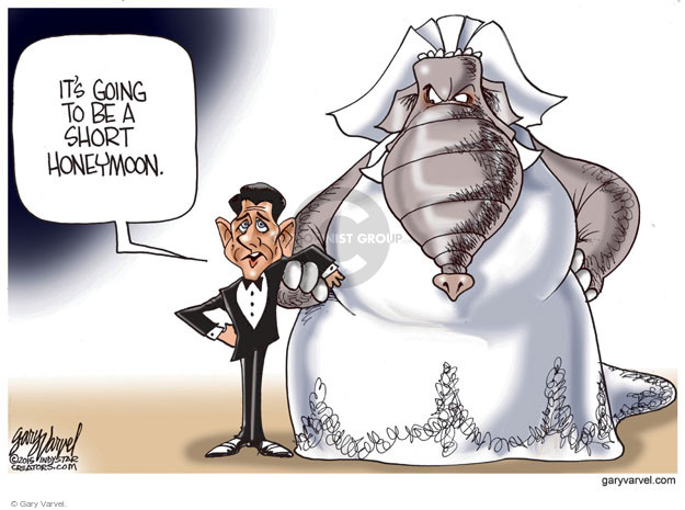 Cartoonist Gary Varvel  Gary Varvel's Editorial Cartoons 2015-11-03 union