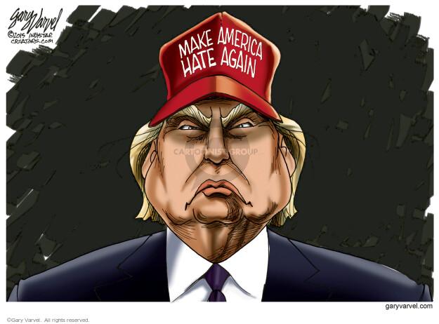 Gary Varvel  Gary Varvel's Editorial Cartoons 2015-12-09 GOP