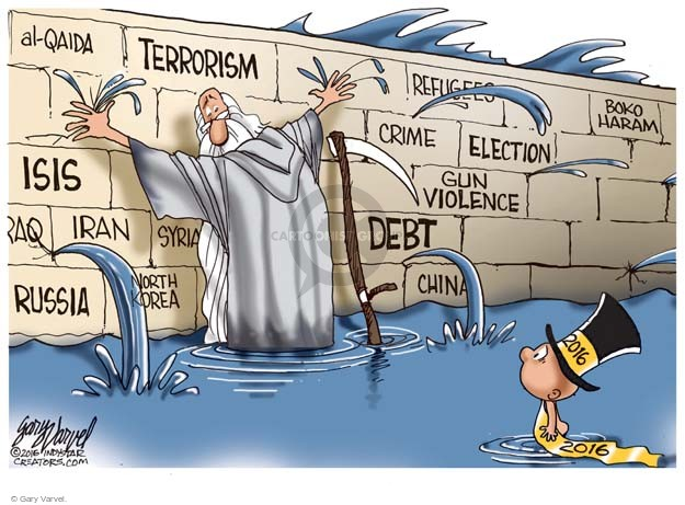 Gary Varvel  Gary Varvel's Editorial Cartoons 2016-01-01 federal budget
