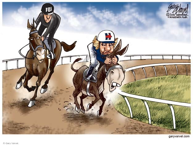 Cartoonist Gary Varvel  Gary Varvel's Editorial Cartoons 2016-03-11 agent