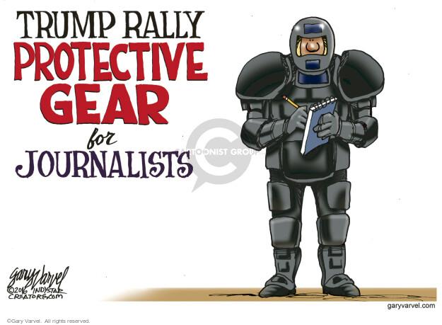 Cartoonist Gary Varvel  Gary Varvel's Editorial Cartoons 2016-03-14 freedom of speech