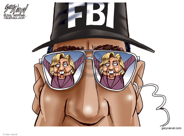 Cartoonist Gary Varvel  Gary Varvel's Editorial Cartoons 2016-03-19 agent