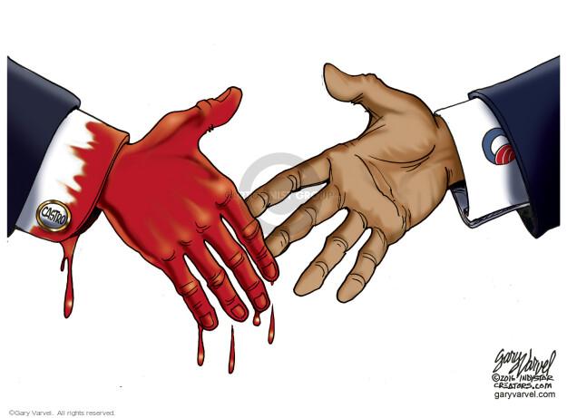 Cartoonist Gary Varvel  Gary Varvel's Editorial Cartoons 2016-03-22 Barack Obama