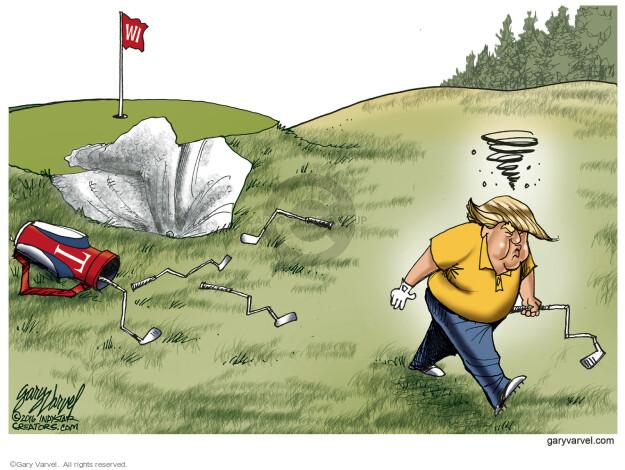 Cartoonist Gary Varvel  Gary Varvel's Editorial Cartoons 2016-04-07 bend