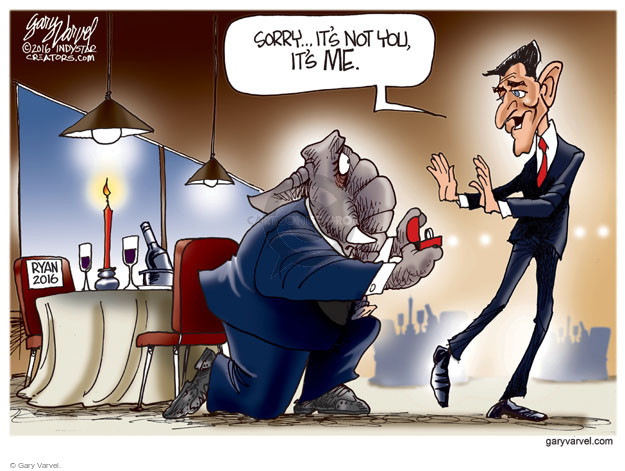Cartoonist Gary Varvel  Gary Varvel's Editorial Cartoons 2016-04-14 hope