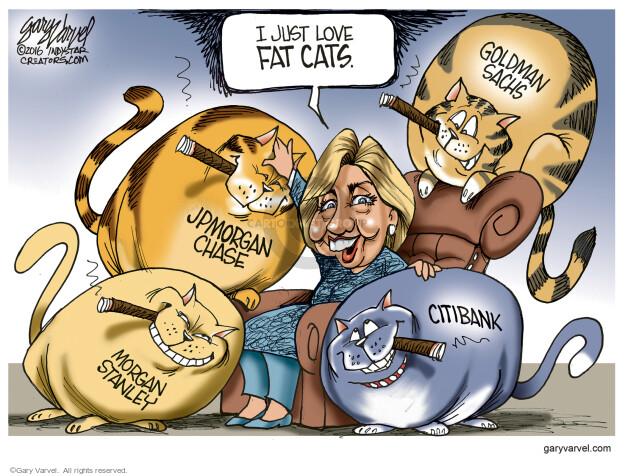 Cartoonist Gary Varvel  Gary Varvel's Editorial Cartoons 2016-04-24 primary election