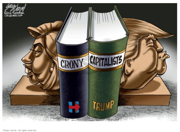Cartoonist Gary Varvel  Gary Varvel's Editorial Cartoons 2016-05-08 economy