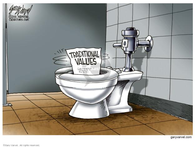 Cartoonist Gary Varvel  Gary Varvel's Editorial Cartoons 2016-05-17 legislation