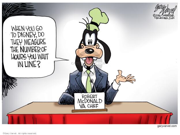 Gary Varvel  Gary Varvel's Editorial Cartoons 2016-05-26 line