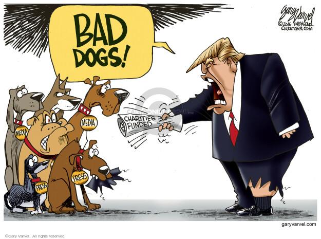 Cartoonist Gary Varvel  Gary Varvel's Editorial Cartoons 2016-06-01 press