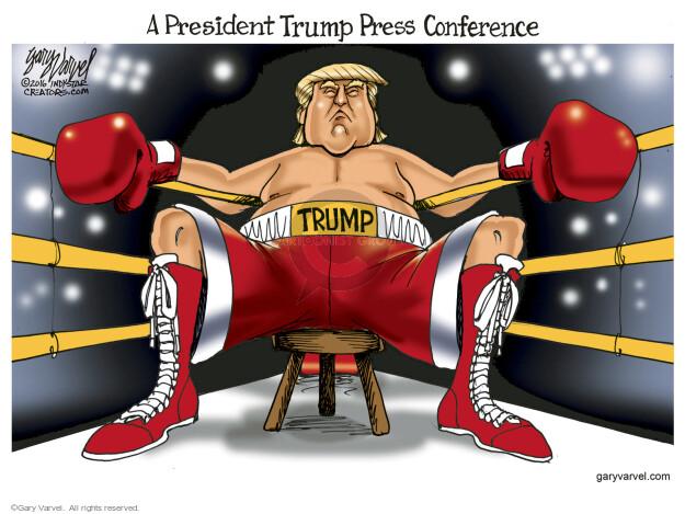 trump is ringing