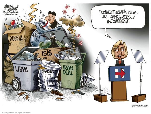 Gary Varvel  Gary Varvel's Editorial Cartoons 2016-06-06 Iran