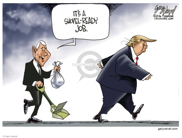 Gary Varvel  Gary Varvel's Editorial Cartoons 2016-07-13 job skills