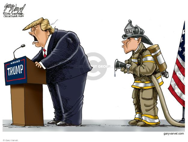 Cartoonist Gary Varvel  Gary Varvel's Editorial Cartoons 2016-08-02 put