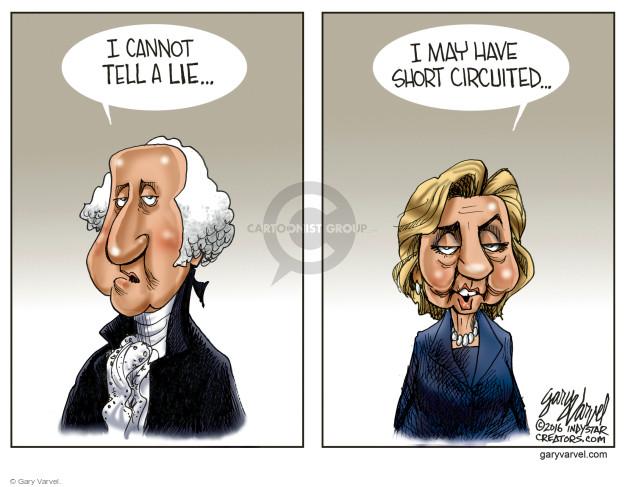 Gary Varvel  Gary Varvel's Editorial Cartoons 2016-08-14 president