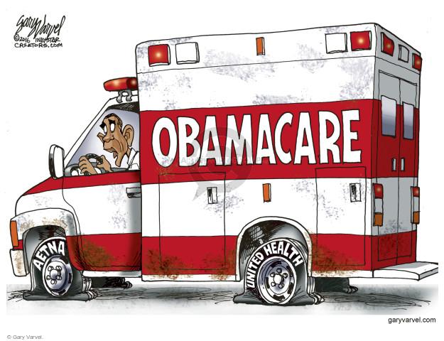 Gary Varvel  Gary Varvel's Editorial Cartoons 2016-08-21 president
