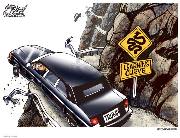 Cartoonist Gary Varvel  Gary Varvel's Editorial Cartoons 2016-09-29 GOP