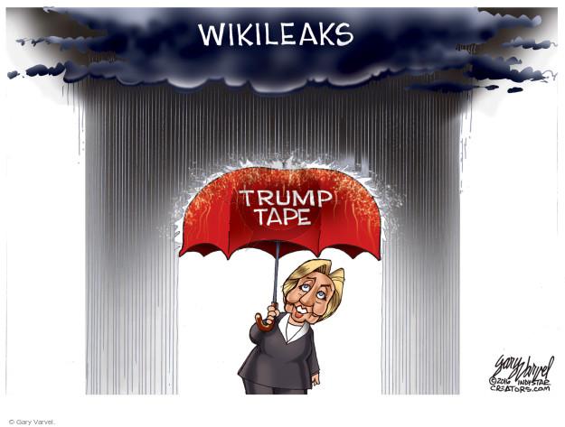 Gary Varvel  Gary Varvel's Editorial Cartoons 2016-10-17 state election