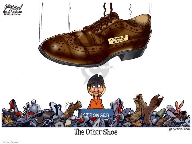 Gary Varvel  Gary Varvel's Editorial Cartoons 2016-11-01 state politician