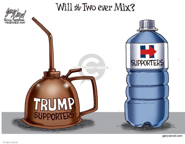 Gary Varvel  Gary Varvel's Editorial Cartoons 2016-11-09 state politician