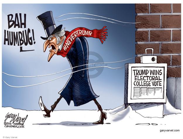 Cartoonist Gary Varvel  Gary Varvel's Editorial Cartoons 2016-12-21 result