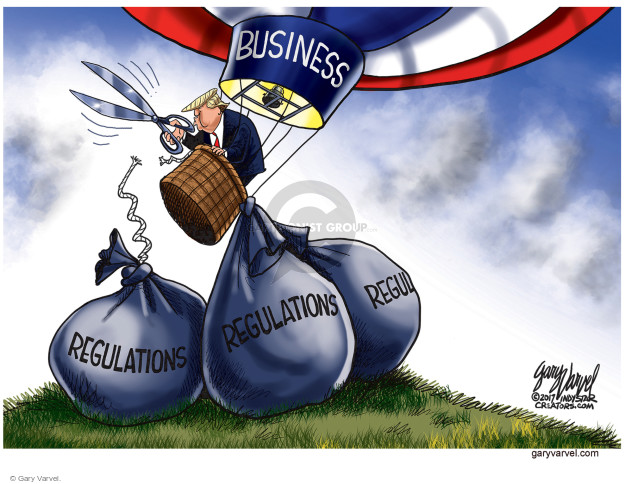 Business. Regulations.