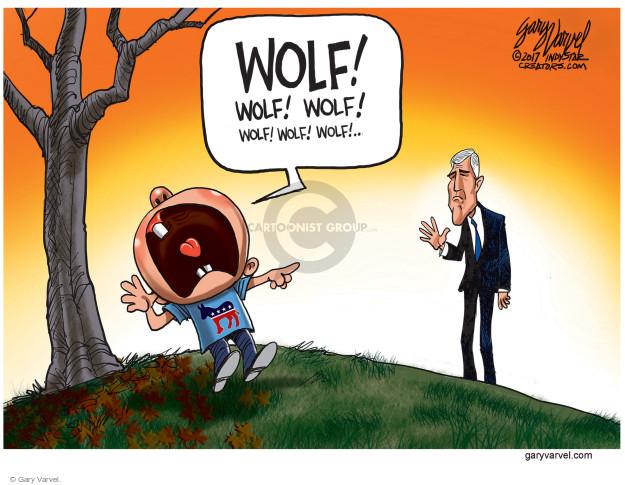 Gary Varvel  Gary Varvel's Editorial Cartoons 2017-02-06 Presidency