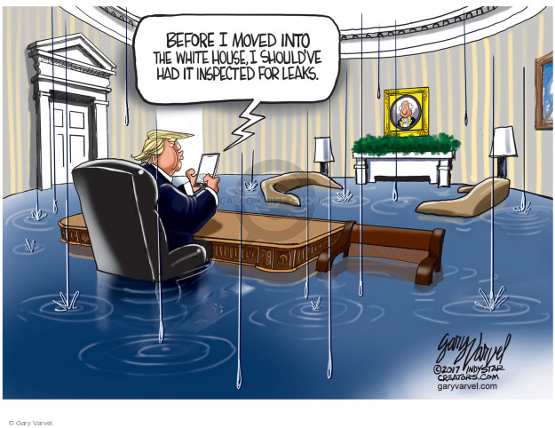 Cartoonist Gary Varvel  Gary Varvel's Editorial Cartoons 2017-02-16 Michael