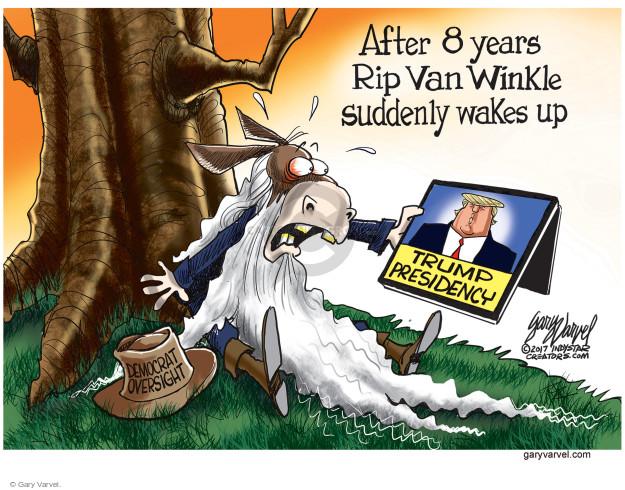 Gary Varvel  Gary Varvel's Editorial Cartoons 2017-02-19 year
