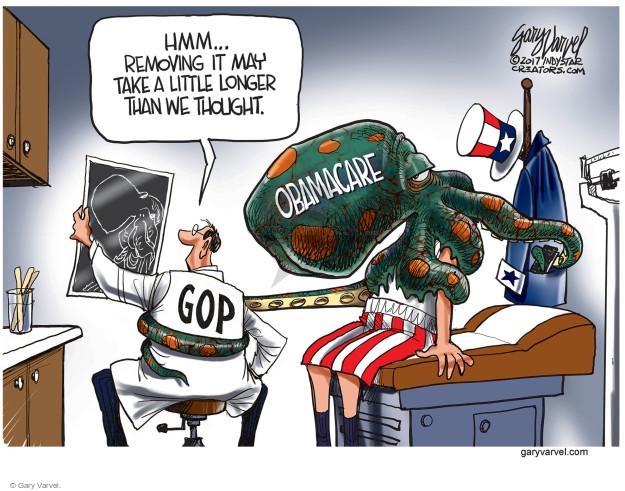 Gary Varvel  Gary Varvel's Editorial Cartoons 2017-02-27 May