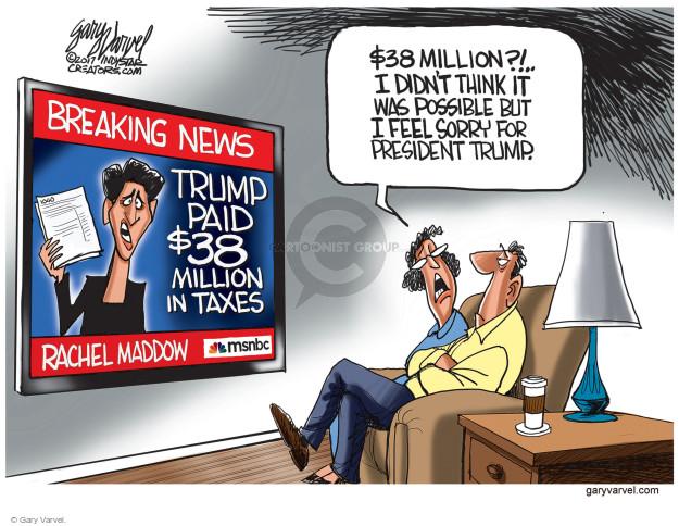 Gary Varvel  Gary Varvel's Editorial Cartoons 2017-03-16 breaking news