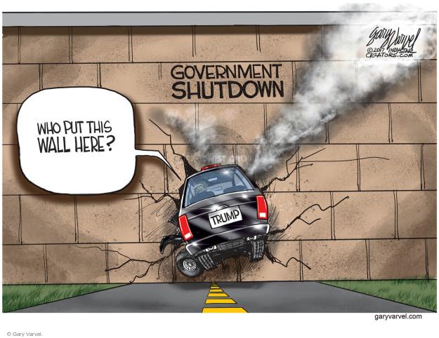 Cartoonist Gary Varvel  Gary Varvel's Editorial Cartoons 2017-04-26 border