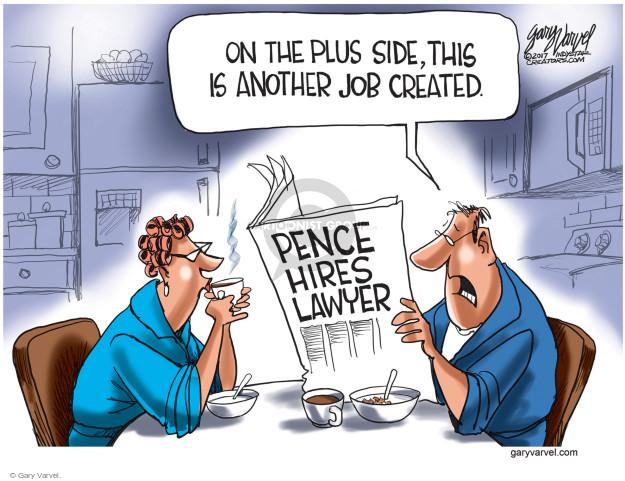 Gary Varvel  Gary Varvel's Editorial Cartoons 2017-06-19 counsel