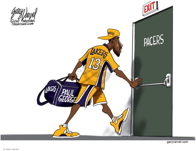 Gary Varvel  Gary Varvel's Editorial Cartoons 2017-06-20 trade