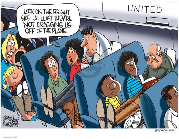 Cartoonist Gary Varvel  Gary Varvel's Editorial Cartoons 2017-07-07 airline