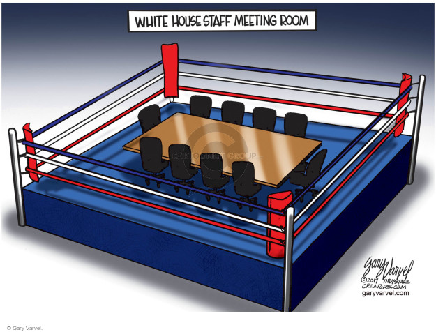 Gary Varvel  Gary Varvel's Editorial Cartoons 2017-07-31 boxing