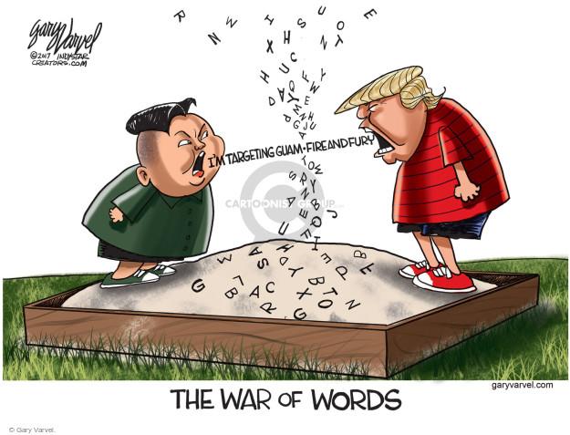 Gary Varvel  Gary Varvel's Editorial Cartoons 2008-10-17 policy