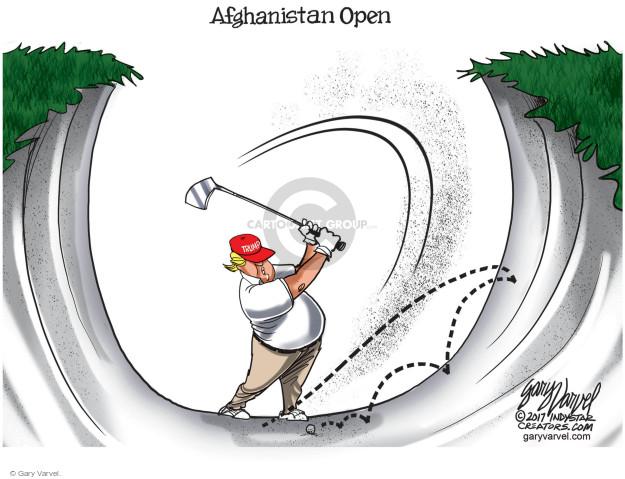 Cartoonist Gary Varvel  Gary Varvel's Editorial Cartoons 2017-08-23 open