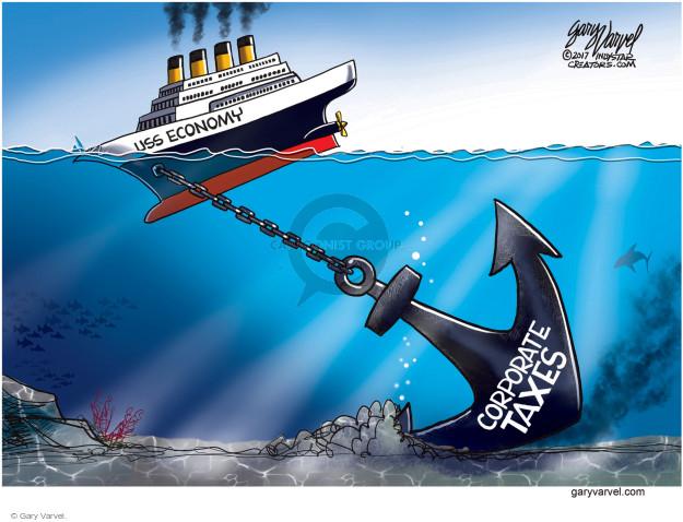 Gary Varvel  Gary Varvel's Editorial Cartoons 2017-09-24 policy