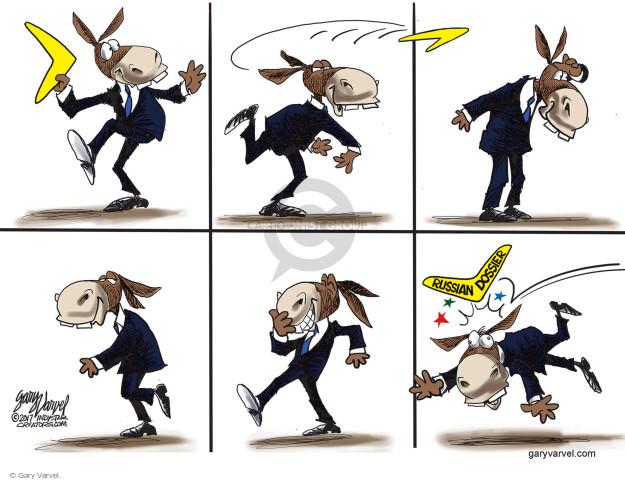 Gary Varvel  Gary Varvel's Editorial Cartoons 2017-10-27 Clinton