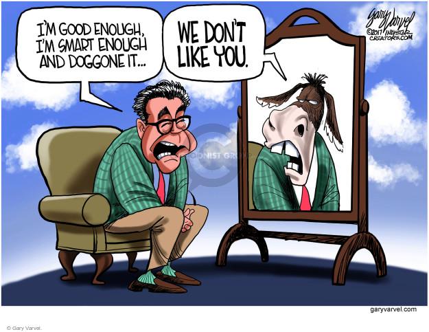 Gary Varvel  Gary Varvel's Editorial Cartoons 2017-12-07 accusation