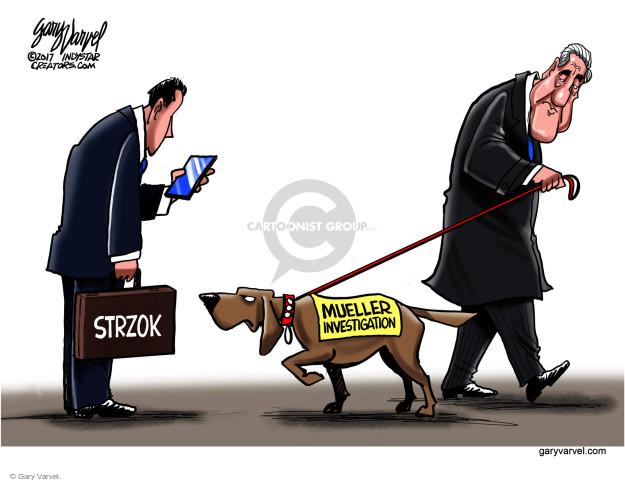 Gary Varvel  Gary Varvel's Editorial Cartoons 2017-12-15 counsel
