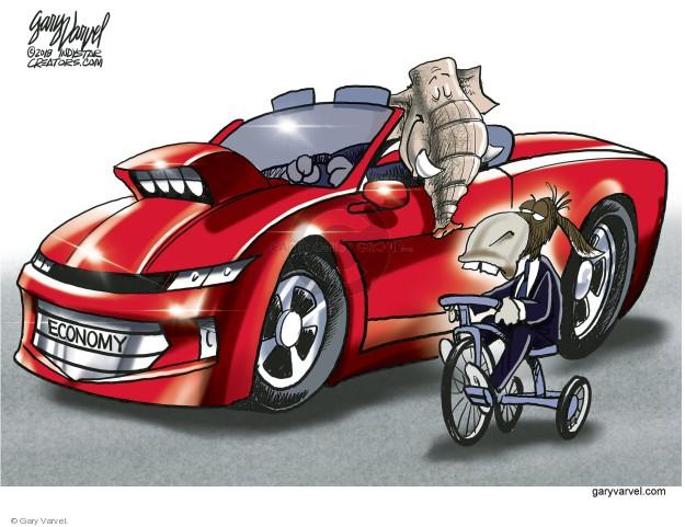 Cartoonist Gary Varvel  Gary Varvel's Editorial Cartoons 2018-01-31 conservative