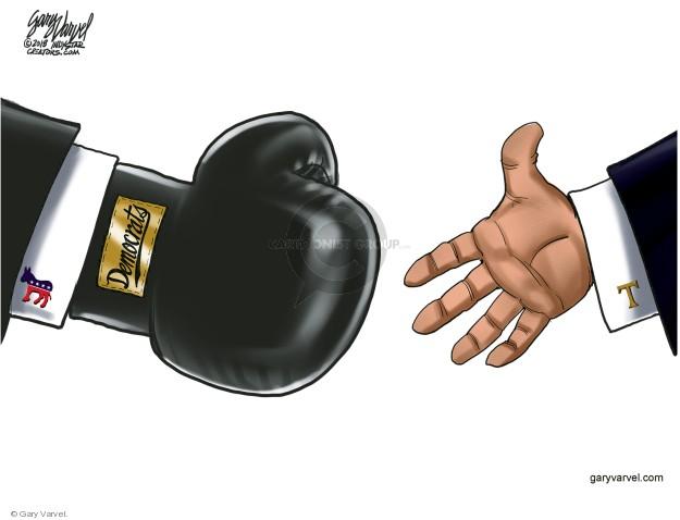 Gary Varvel  Gary Varvel's Editorial Cartoons 2018-02-04 politics