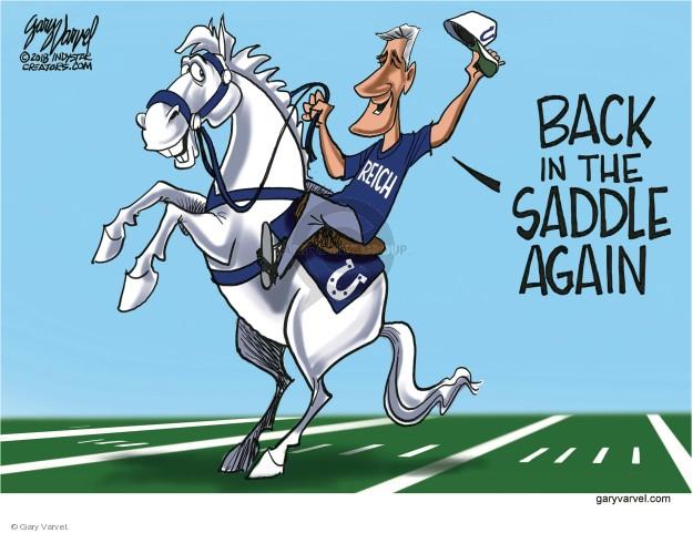 Gary Varvel  Gary Varvel's Editorial Cartoons 2018-02-13 back