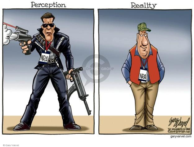 Cartoonist Gary Varvel  Gary Varvel's Editorial Cartoons 2018-03-28 owner