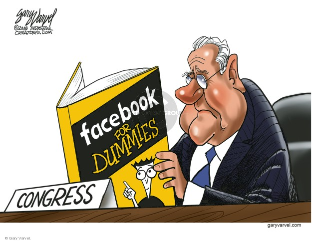 Facebook for Dummies. Congress.
